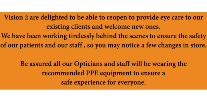 Vision 2 Opticians