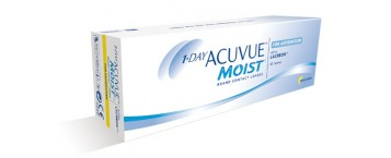1-day Acuvue Moist for Astigmatism 30 Pairs