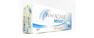 1-day Acuvue Moist 30 Pairs