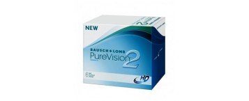 Purevision 2HD for Astigmatism(3 Months)